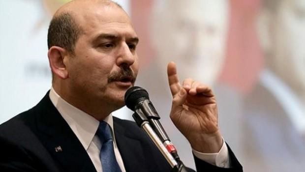 Süleyman Soylu: HDP, PKK'nin şubesidir