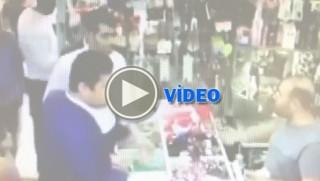 Suruç'taki silahlı kavga öncesinin görüntüleri ortaya çıktı