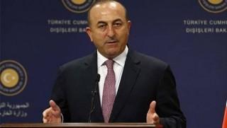 Çavuşoğlu'ndan YPG açıklaması: ABD toplayacak!