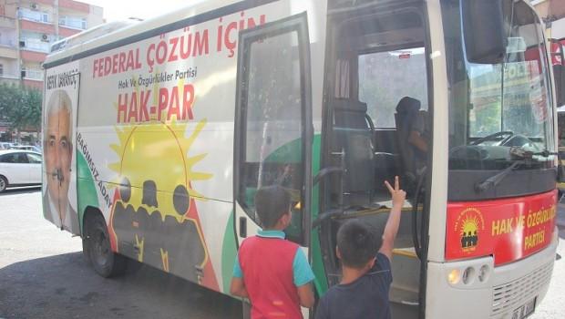 HAK-PAR: Kürt sorununun çözümü federasyonda