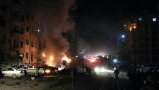 İdlib'te art arda bombalı saldırı