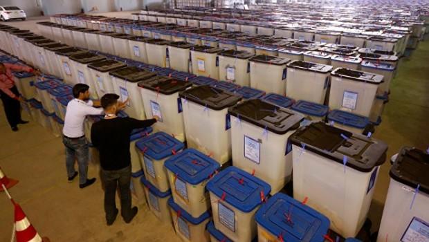 Irak'tan seçim sonuçlarıyla ilgili flaş karar!