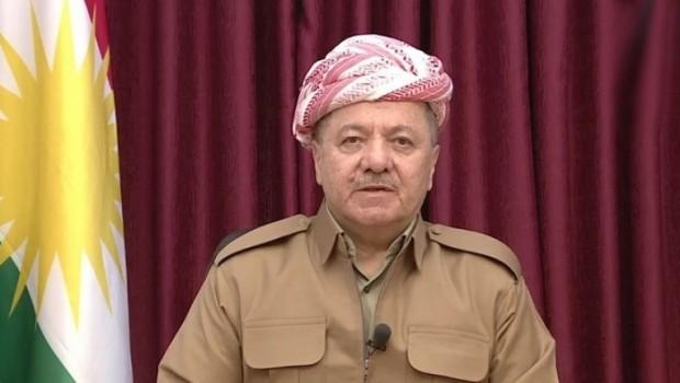 Başkan Barzani'den, Bayiz Talabani için başsağlığı mesajı