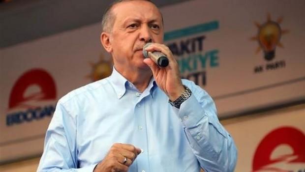 Erdoğan: Bugün Kandil'deyiz yarın Sincar'da