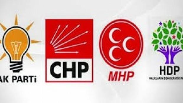 ORC Araştırma: HDP, MHP'den yüksek oy alıyor