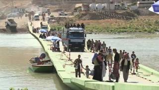 Rojava'ya geçiş yasağı kalktı
