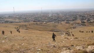 Şengal'de yabancı askeri danışmanlar