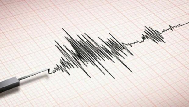 Kırmaşan'da Deprem