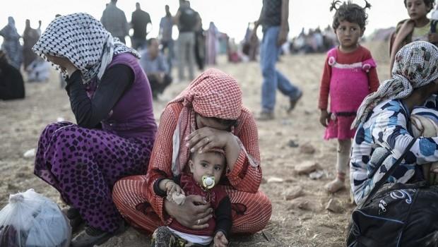 IŞİD'den kurtarılan Ezidi Kürt sayısı