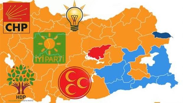 Kürt illerinde MHP'nin 'anormal' oy artışına dair bir veri analizi