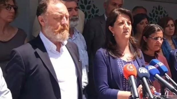 Pervin Buldan: Süleyman Soylu, beni arayıp tehdit etti!