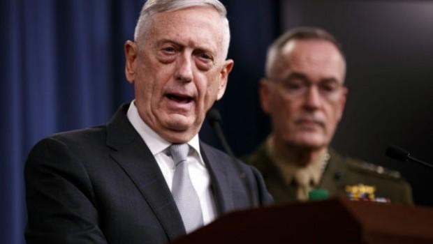 Mattis: ABD, askerlerini çekmeyecek!