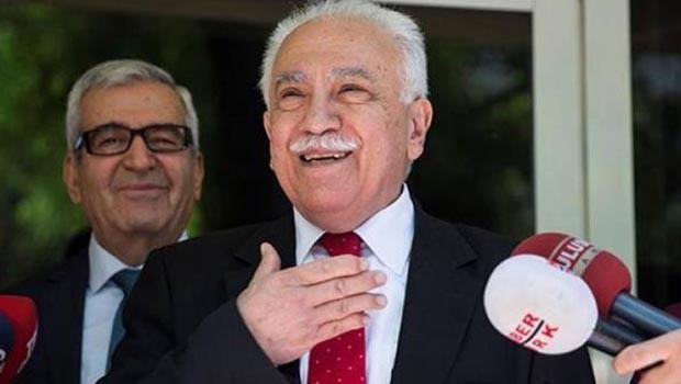 Perinçek: 'HDP kapatılsın' ben orada oy alırım