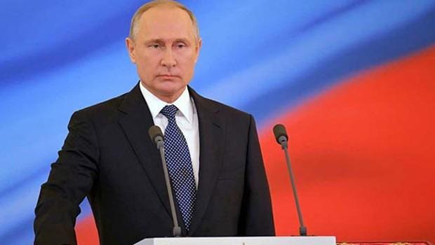 Putin: 1140 askerimizi geri çektik