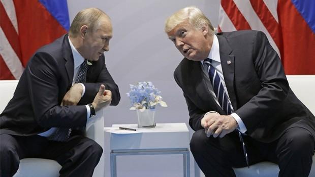 Trump ve Putin Helsinki'de bir araya gelecek