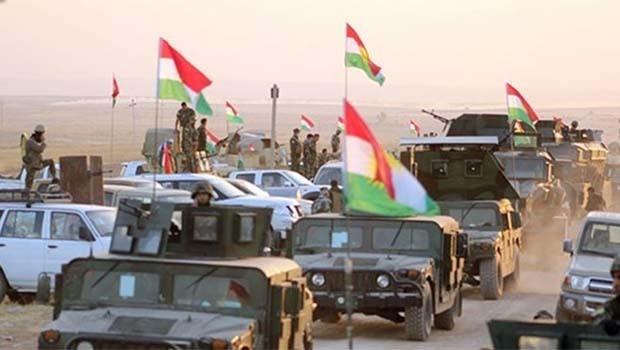 Irak ordusu Peşmerge'den destek istedi