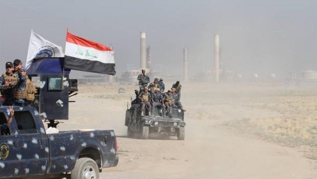 Büyük tehlike.. Iraklı güçler Kerkük'ü terketmeye hazırlanıyor