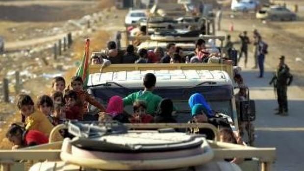 'Kürtler kendi topraklarında tehlike altında'