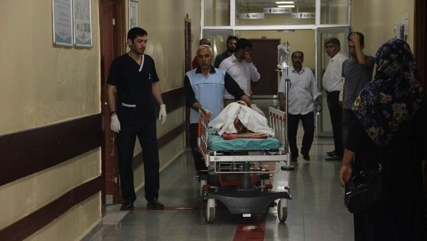 Urfa'da çocukların bulduğu cisim patladı: 3 yaralı