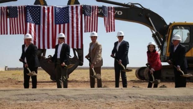 ABD en büyük temeli Kürdistan'da attı