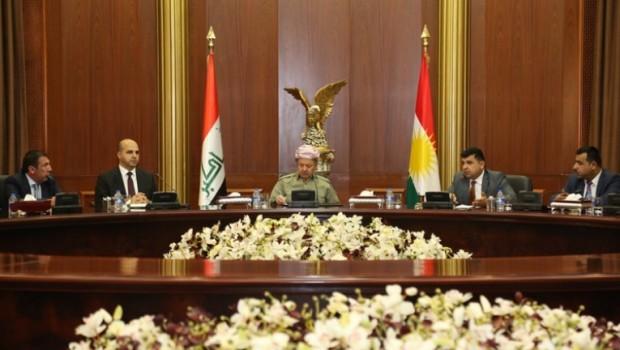 Başkan Barzani'den Kerkük açıklaması: Asla kabul edilemez.