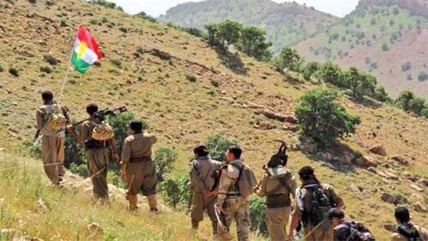 Peşmerge ve İran pasdarları arasında çatışma!
