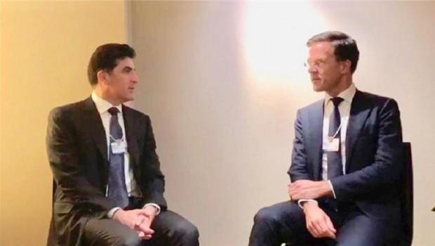 Başbakan Barzani, Holanda Başbakanı ile bir araya gelecek