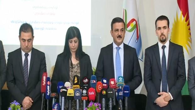 Kürdistan'da seçim hazırlıkları tamam