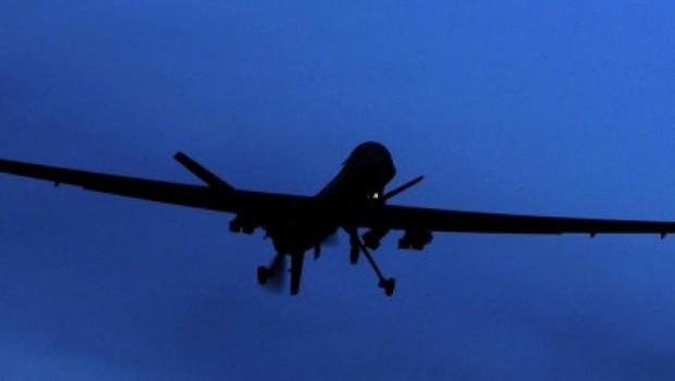 İsrail Suriye'ye ait İHA düşürdü