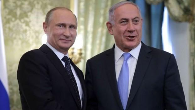 Putin: İsrail İle ilişkilerimiz gelişiyor