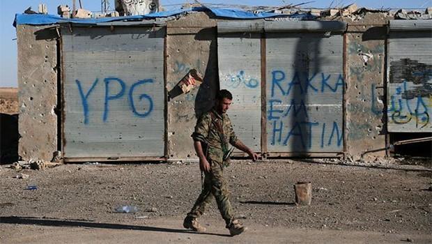 YPG ve Koalisyon hakkında bir iddia daha