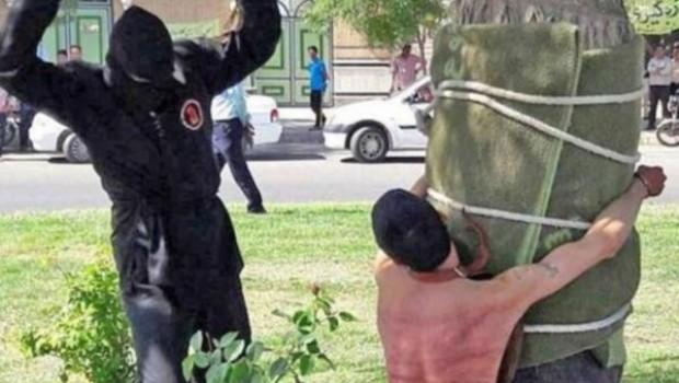 İran hukuku: 10 yıl önce içtiği içki için kırbaçlandı