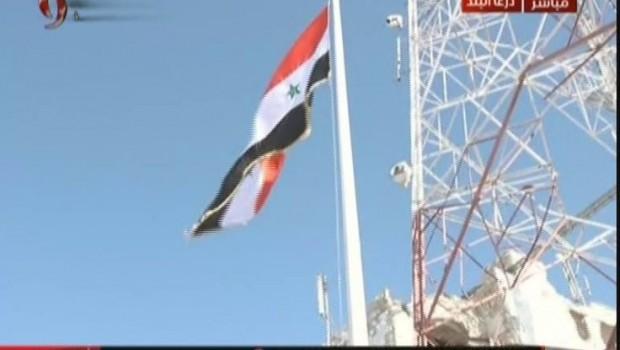 İsyanın ilk şehri Dera Suriye ordusunun kontrolünde