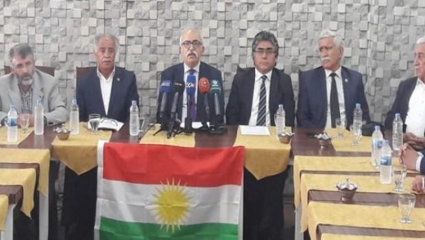 Kürt partilerinden yeni sisteme ilişkin açıklama