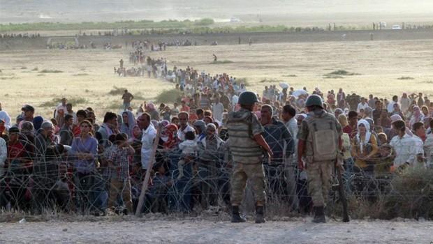 Türkiye'deki Suriyeli sayısını açıklandı