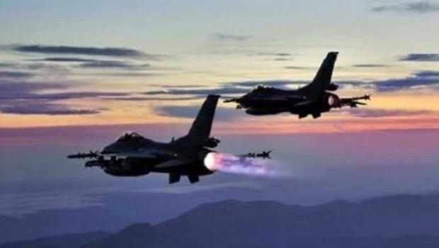 ABD Esad rejimini vurdu