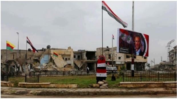 Rojava'da flaş iddia: Rejime teslim edildi!