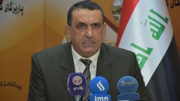 Kerkük valisinden Erbil'e yardım çağrısı