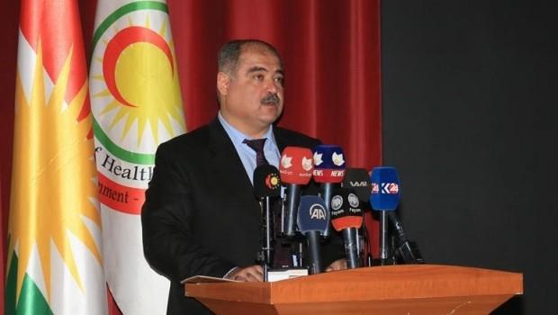 Sağlık Bakanı: Bağdat ihtiyacın yüzde 45'ini gönderiyor