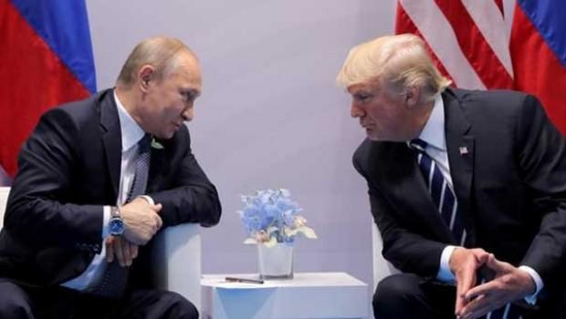 Trump'tan Putin açıklaması: Beklentim düşük!