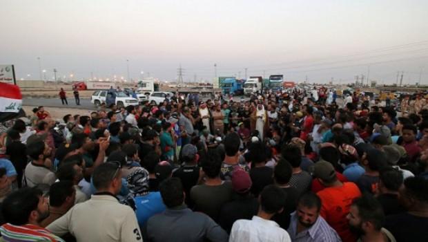 Irak'taki gösterilerde bilanço ağırlaşıyor