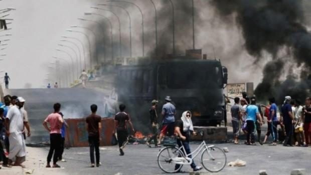 Irak'taki protestolar Kürt Kentlerine de sıçrar mı?