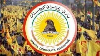 KDP'de görev değişimi