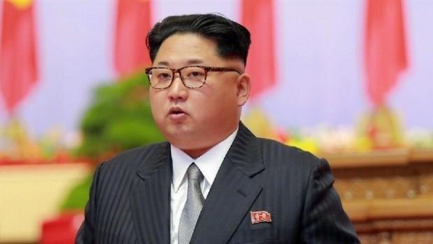 Kuzey Kore liderinden genel af ilanı