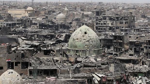 Musul'da IŞİD yasağı yeniden uygulamada