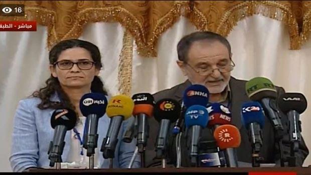 Suriye Kürtleri birleşik yönetimi görüşüyor