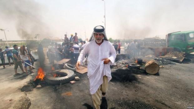 Irak'ta gösteriler durmuyor.. Bilanço artıyor!