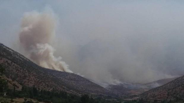 İran, Güney Kürdistan sınırını bombalıyor