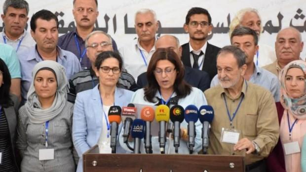 Suriye Kürtleri 'Ortak yönetim' konusundaki kararını açıkladı