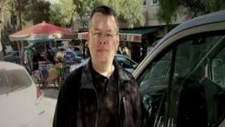 ABD'li rahip Andrew Brunson'ın tahliye talebine ret
